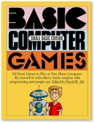 DAVID AHL'S BASIC COMPUTER ADVENTURES IS BACK IN A 25TH