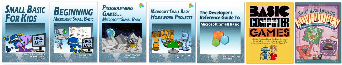 Small-Basic-Tutorials-Kidware-Software-Computer-Science-For-Kids-Philip-Conrod-and-Lou-Tylee-Kidware-Software-Small-Banner.png