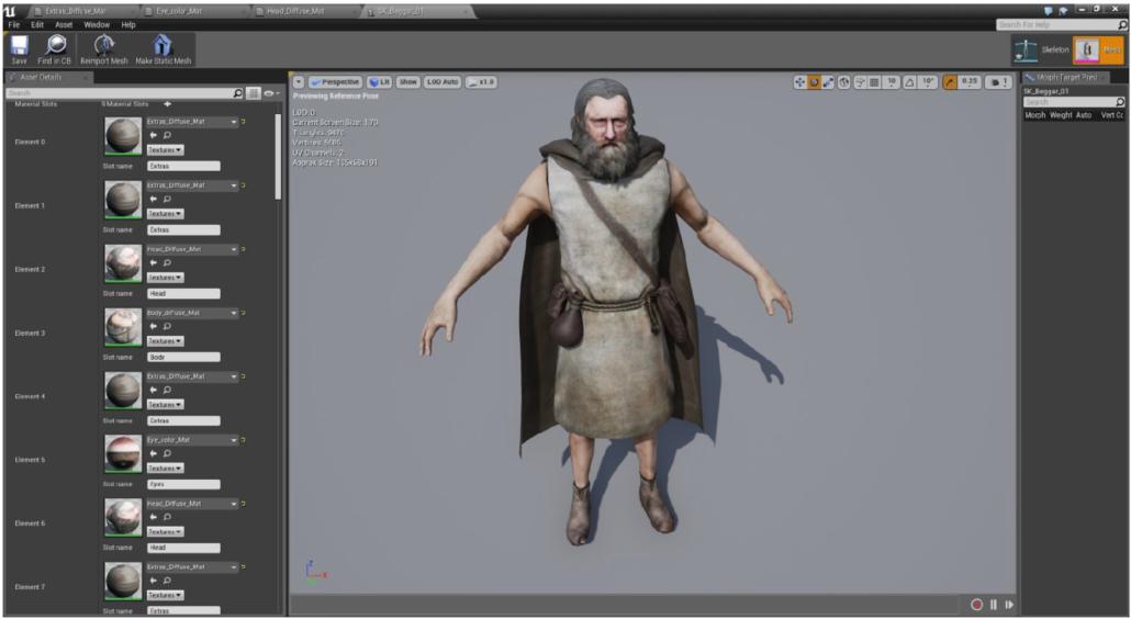 Beginning Unreal Game Engine 4 RPG Blueprint Game