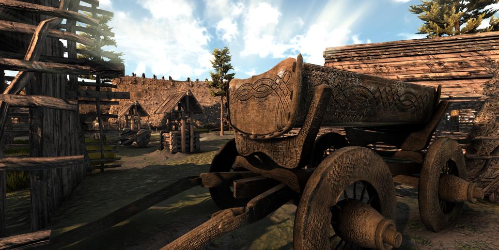 Conrod Castle Quest: A Medieval Adventure - Unity 3D Game Design